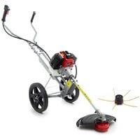 Fox Lawn Ranger MK2 Petrol Grass Trimmer