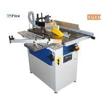 Fox - Toupie scie 1100W et 1500W 230V inclinable alésag 30 HT 83mm - F60-002