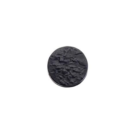 Black Antique Traditional Keyhole Cover Escutcheon