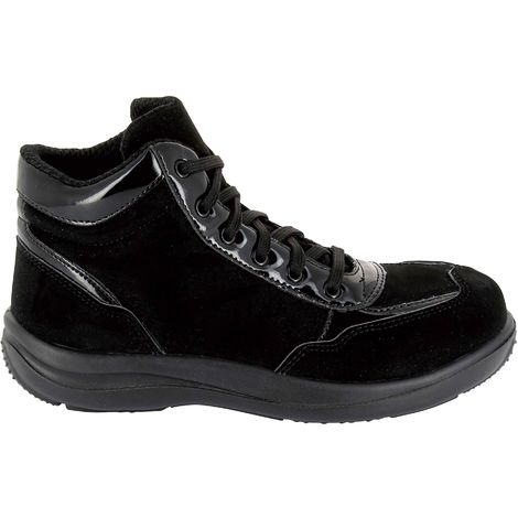 Foxter - Chaussures de sécurité   Femmes   Montantes   Baskets de Travail   Légères et Respirantes   Imperméable   Sans métal   S3 SRA