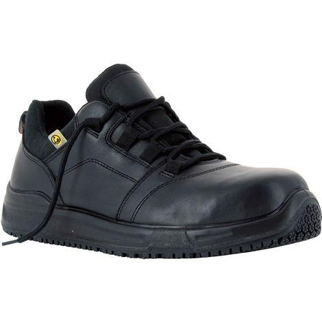 Foxter - Chaussures de sécurité | Hommes | Basses | Baskets de Travail | Légères et Respirantes | Résistant | S1P SRC