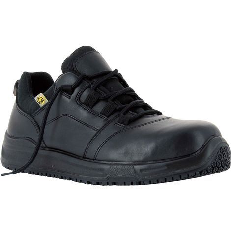 Foxter - Chaussures de sécurité   Hommes   Basses   Baskets de Travail   Légères et Respirantes   Résistant   S1P SRC