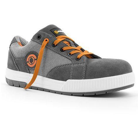 Foxter Chaussures de sécurité | Hommes | Basses | Baskets de Travail | Légères et Respirantes | S1P SRC