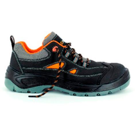 Noir Modèle S3 Sécurité Foxter De Homme Chaussures Canyon 0k8NXnwPOZ