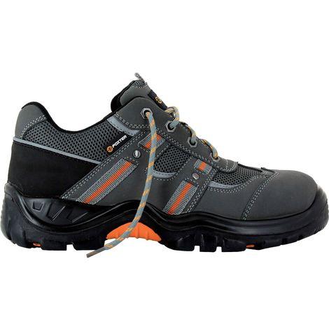 Foxter - Chaussures de sécurité | Mixte : Hommes et Femmes | Basses | Baskets de Travail | Légères et Respirantes | S1P SRC