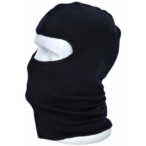 FR18 Flame Resistant Anti-Static Navy Balaclava