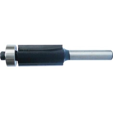 Fraise à affleurer, outil à bois, Ø : 16,0 mm, Long. utile 25,4 mm, Long. totale 70 mm