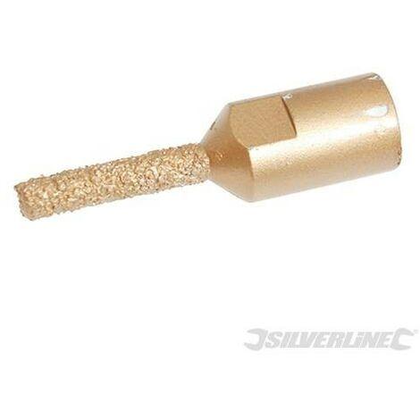 Fraise à déjointoyer en carbure de tungstène, 8 mm Grossier