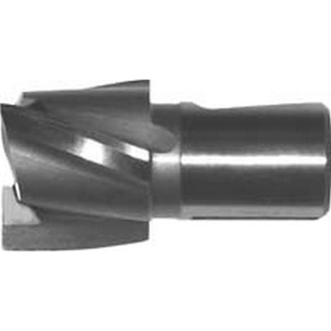 Fraise à lamer à pilote - taille 2, Ø de lamage (K8) D : 27,0 mm
