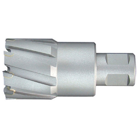Fraise à métaux durs TCT carbure D. 38.0 x Lu. 30 mm x Q. WELDON pour perceuse magnétique - LS380300 - Labor - -