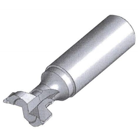 Fraise à plaquettes carbure pour profil LMC
