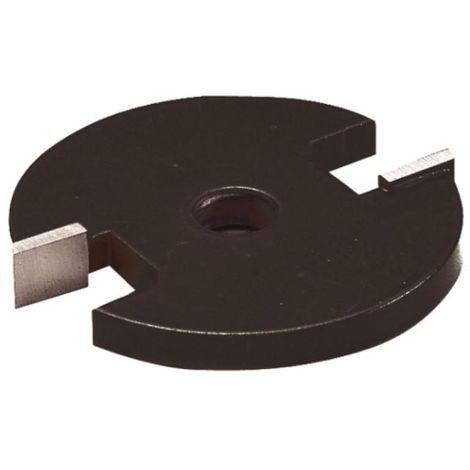 Fraise à rainer carbure, diamètre 48 mm, épaisseur 3 mm