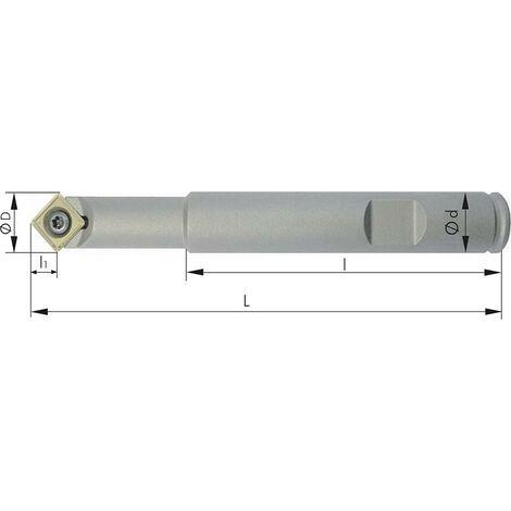 Fraise chanfreiner/centrer 45° D1 D12mm pour SOMT 09 1 PCS