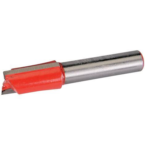 Fraise droite de 8 mm métrique - 12 x 20 mm