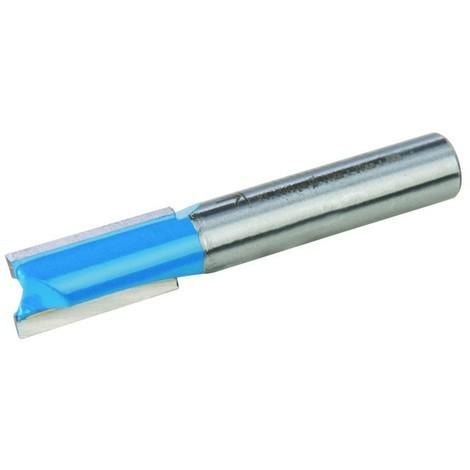 Fraise droite métrique de 8 mm Taille 10 x 20 mm