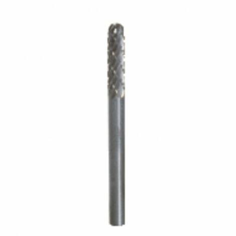 Fraise HM forme C, Ø 6mm, 61mm