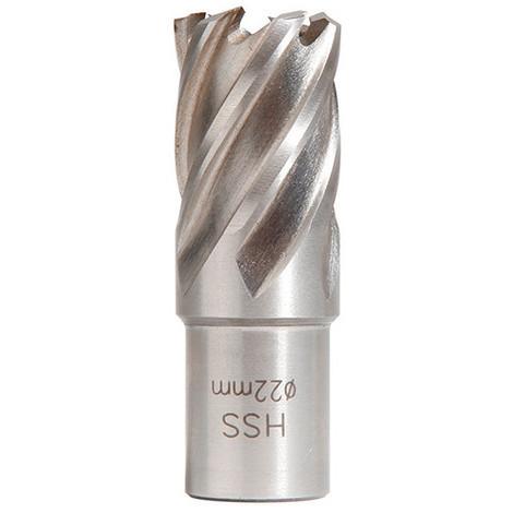 Fraise HSS Weldon 19 mm hauteur 25 mm D. 28 mm - 20598216 - Sidamo - -