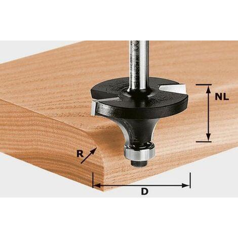 Fraises à moulurer HW avec queue de 12 mm HW S12 D63/32/R25