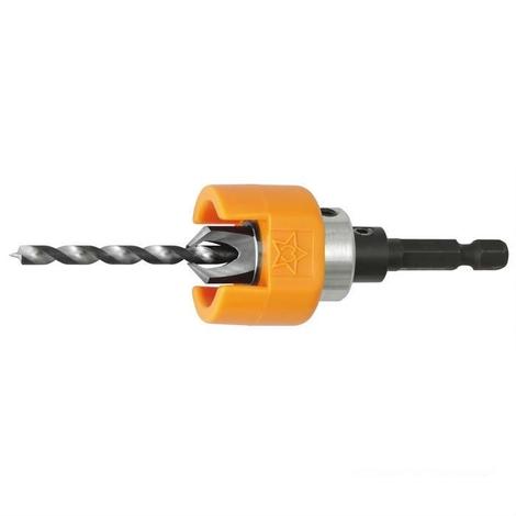 Fraisoir avec butée RISS - Ø 6 mm - 10850060E