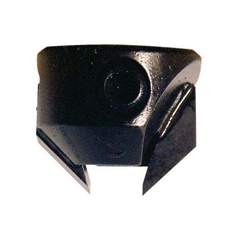 Fraisoir carbure 90° HM D. 17 mm L. 16 mm D. int. 8 mm - 202.708.00 - Leman