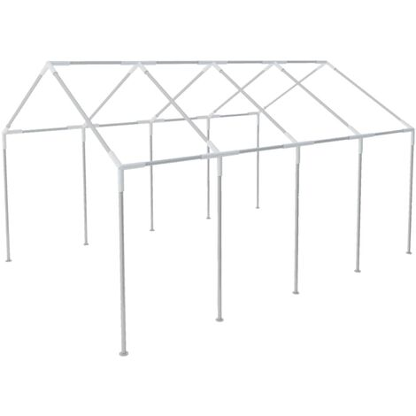 Frame for 8x4 m Marquee Steel