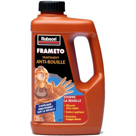 FRAMETO ANTIROUILLE BID. 1L (Vendu par 1)