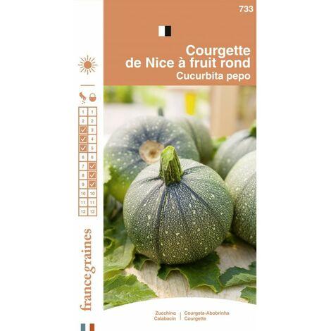 France Graines - Courgette De Nice