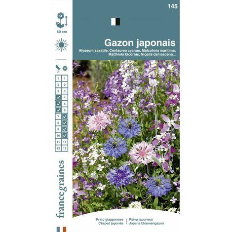 France Graines - Mélange Gazon Japonais