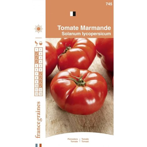 France Graines - Tomate Marmande
