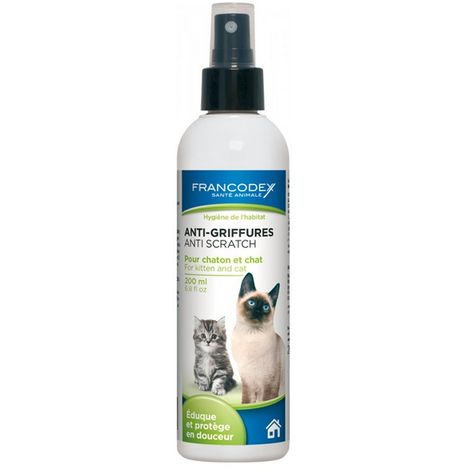 Francodex Anti-graffio per gatti e gattini ml 200
