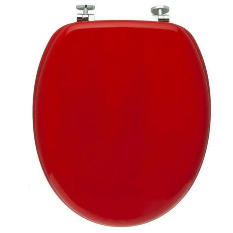 FRANDIS Abattant WC rouge