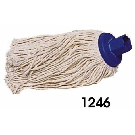Frange coton seule pour balai laveur