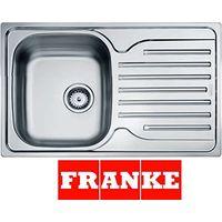 Lavello franke 2 vasche al miglior prezzo