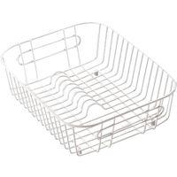 Franke 112.0050.236 Infinito/Divida Drainer Basket, White