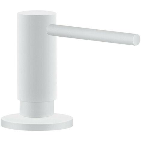 Franke Active - distributeur de savon - Blanc Mat