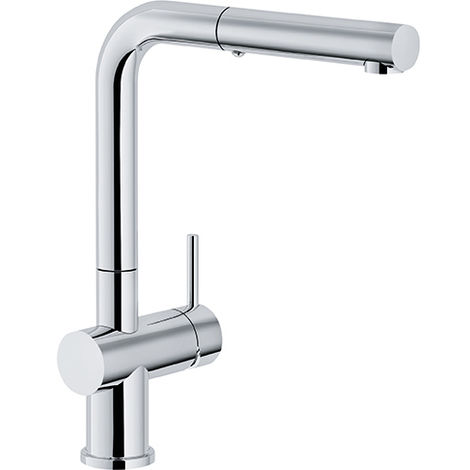 Franke Active Plus Pull Out Spray Kitchen Tap Chrome
