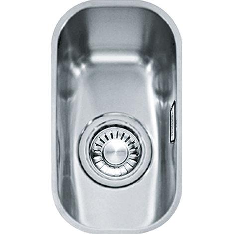 Franke Ariane Arx 110 17 1b Undermount Kitchen Sink Stainless Steel