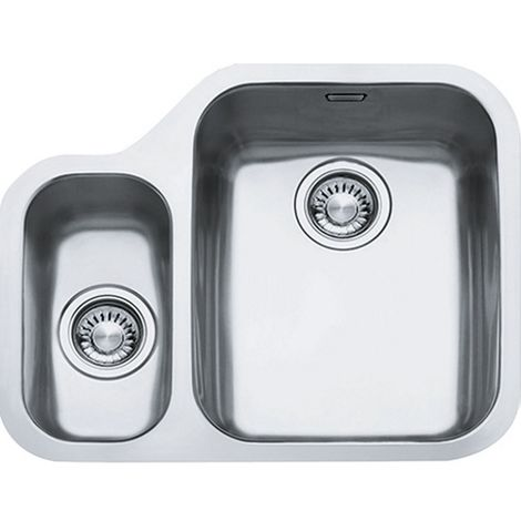 Franke Ariane Arx160 1.5b Undermount Lsb Kitchen Sink Stainless Steel