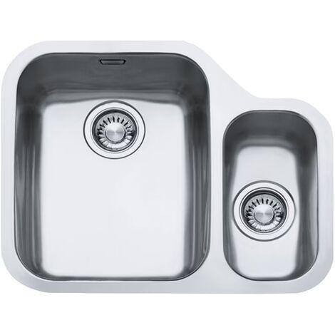 Franke Ariane Arx160 1.5b Undermount Rsb Kitchen Sink Stainless Steel