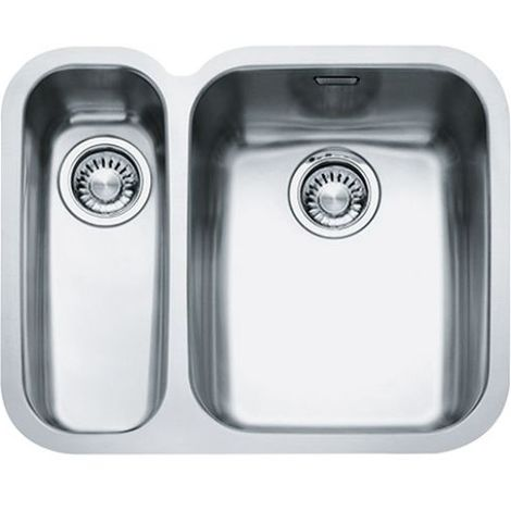 Franke Ariane Arx160d 1.5b Undermount Lsb Kitchen Sink Stainless Steel