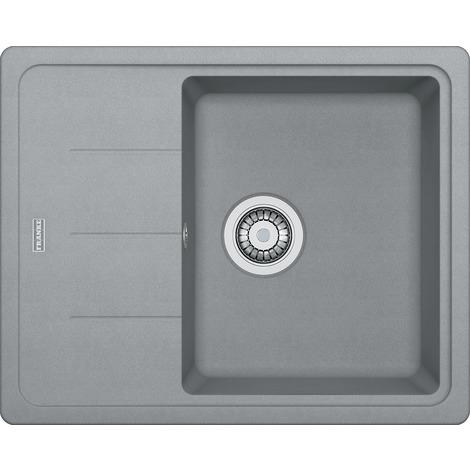 pierre Granit /Évier /Évier de Cuisine /évier encastr/é gris Franke Base BFG 611-62 Gris