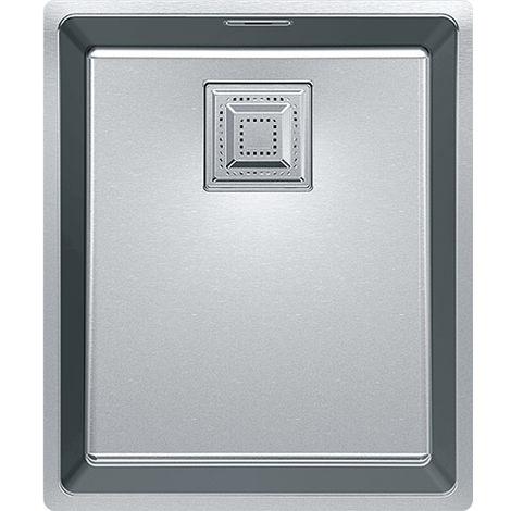 Franke Centinox Cmx 110 34 1b Undermount Kitchen Sink Stainless Steel