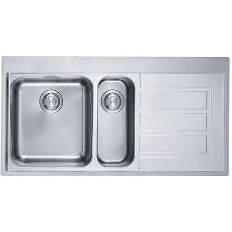 Franke Epos Eox 651 1.5b Inset Rh Kitchen Sink Stainless Steel