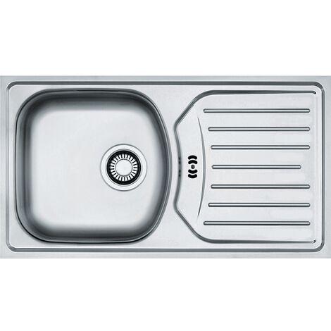 "main image of ""Franke Eurostar - Inset kitchen sink ETHOS 3 1/2"" stainless steel (101.0286.132)"""