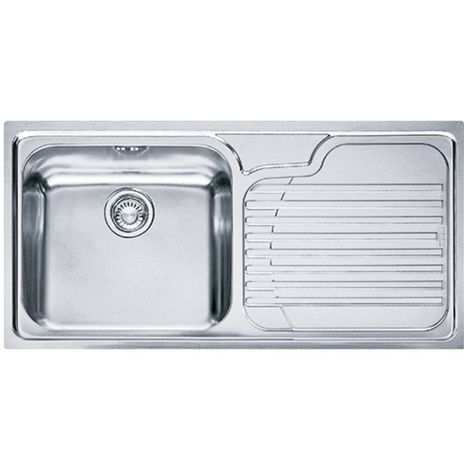 Franke Galassia Gax 611 1b Inset Rh Kitchen Sink Stainless Steel