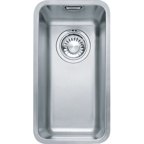 Franke Kubus Kbx 110 20 1b Undermount Kitchen Sink Stainless Steel
