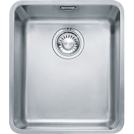 Franke Kubus Kbx 110 34 1b Undermount Kitchen Sink Stainless Steel