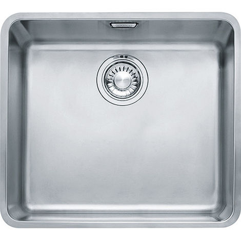 Franke Kubus Kbx 110 45 1b Undermount Kitchen Sink Stainless Steel