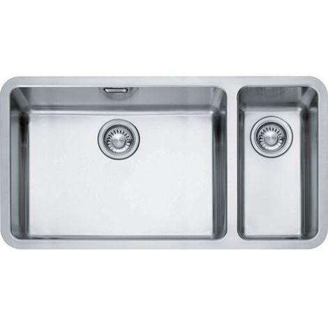 Franke Kubus Kbx16055-20 1.5b Rsb Undermount Kitchen Sink Stainless Steel