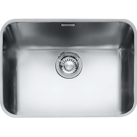 Franke Largo Lax 110 50 1b Undermount Kitchen Sink Stainless Steel